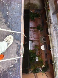 Sostituzione pluviale incassato (lavoro molto tranquillo) 3